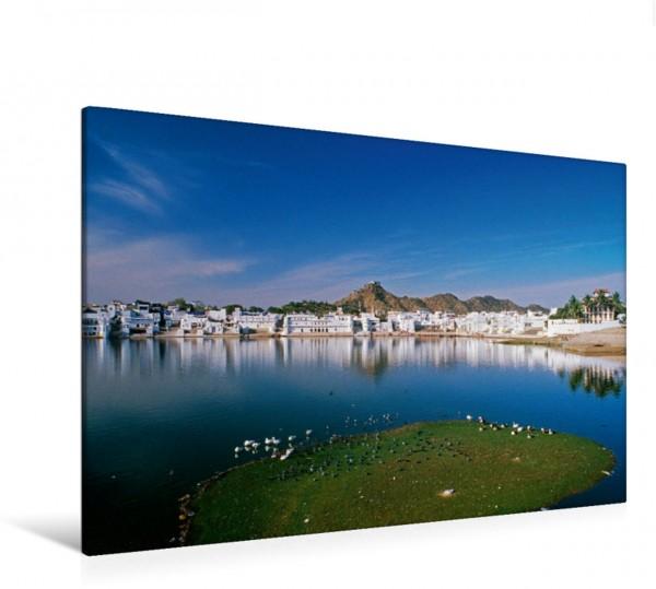 Wandbild Pushkar - Holy Lake
