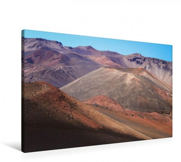 Wandbild Haleakala - Der größte Vulkankrater der Welt