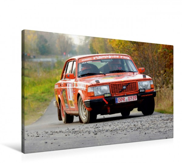 Wandbild Volvo 242