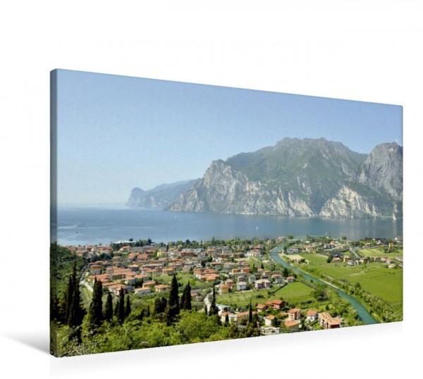 Wandbild Italien Blick auf den Gardasee Blick auf den Gardasee