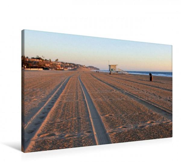 Wandbild Malibu, Kalifornien, USA