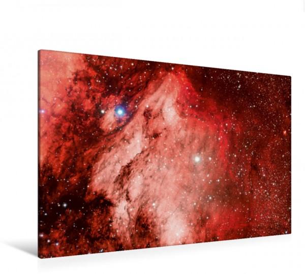 Wandbild Pelikannebel IC 5070