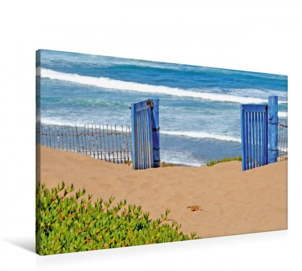Wandbild marokkanische Strand