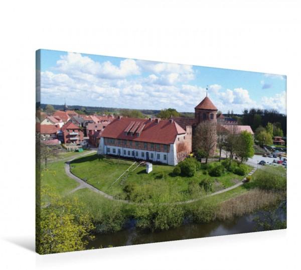 Wandbild Alte Burg