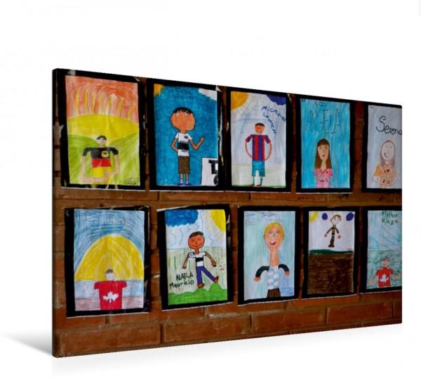 Wandbild Kinderbilder Das bin ich