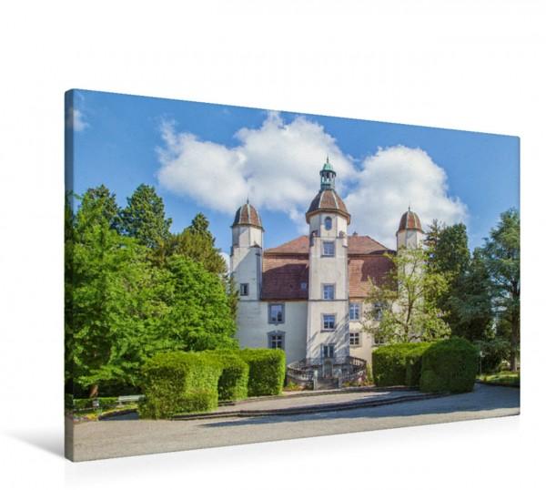 Wandbild Bad Säckingen mit Schloss Schönau Idylisch gelegen mit Gartenanlage Idylisch gelegen mit Gartenanlage