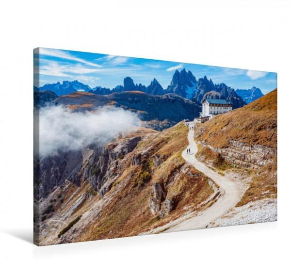 Wandbild Dolomitenregion Drei Zinnen in Südtirol