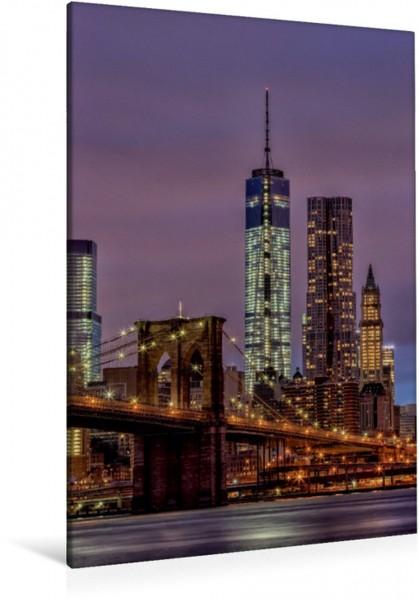 Wandbild New York City - USA