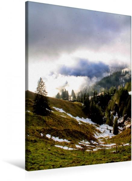 Wandbild mystische Schweiz