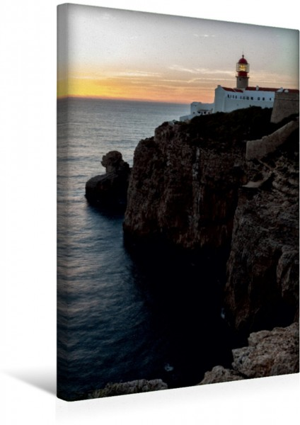 Wandbild Seezeichen - Leuchttürme an Portugals Küsten