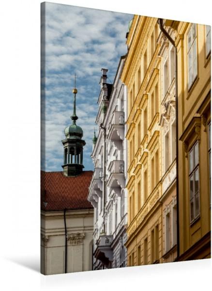 Wandbild Historische Fassaden