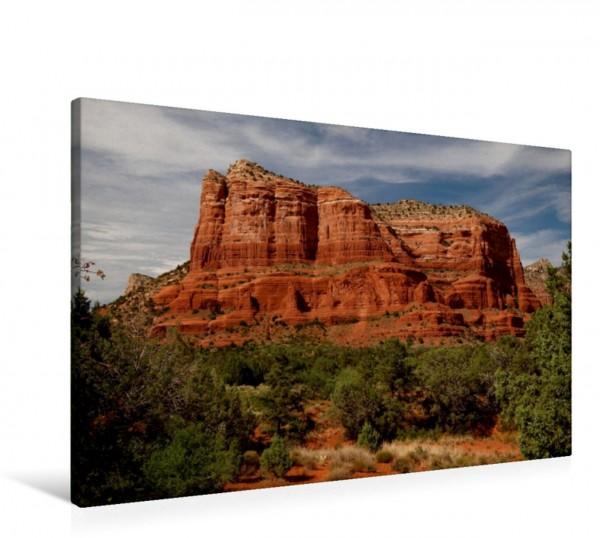 Wandbild Sedona - Red Rocks