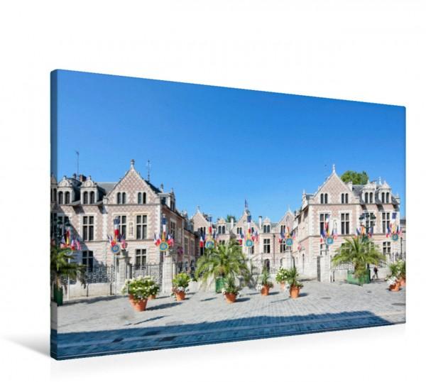 Wandbild Place de Létape
