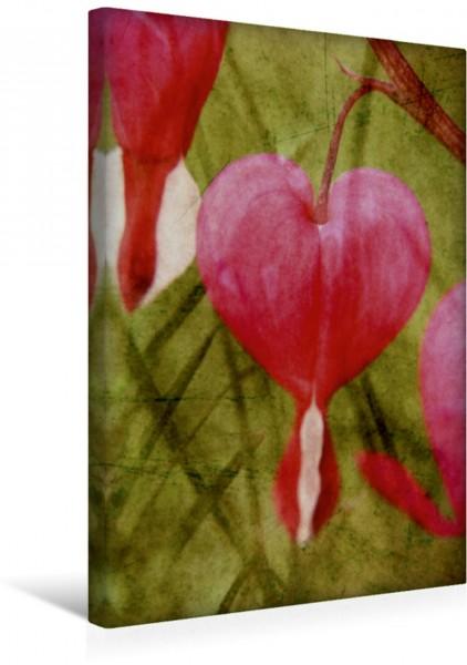 Wandbild Tränendes Herz
