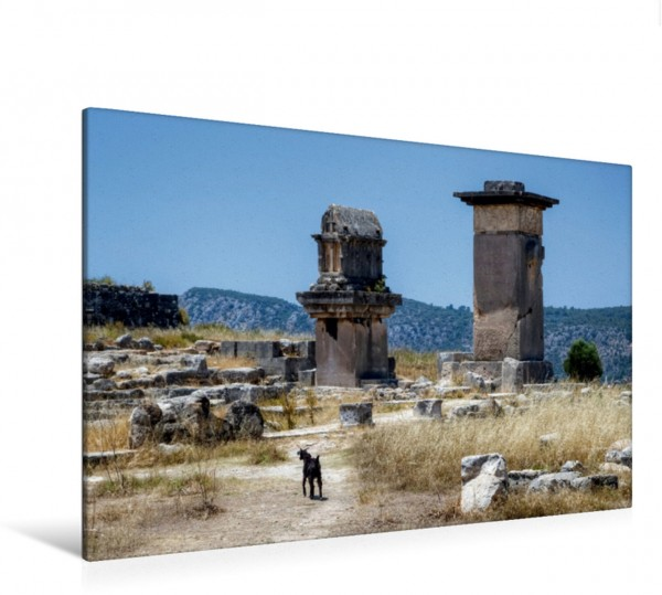 Wandbild Xanthos