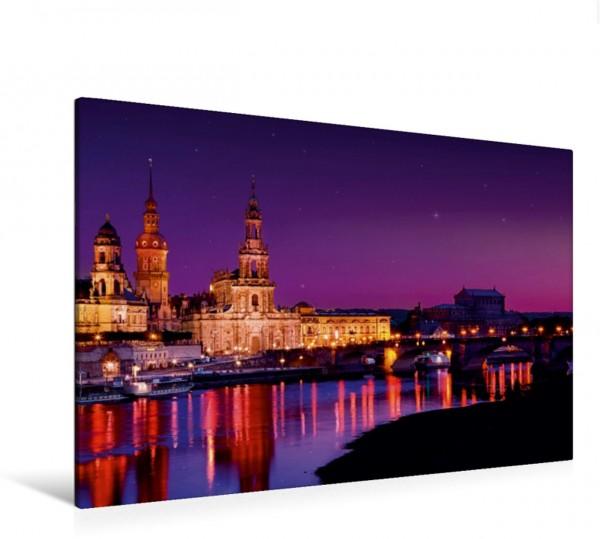 Wandbild Märchenhaftes Dresden