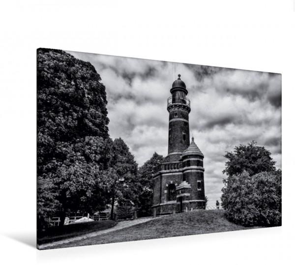 Wandbild Leuchtturm Kiel-Holtenau