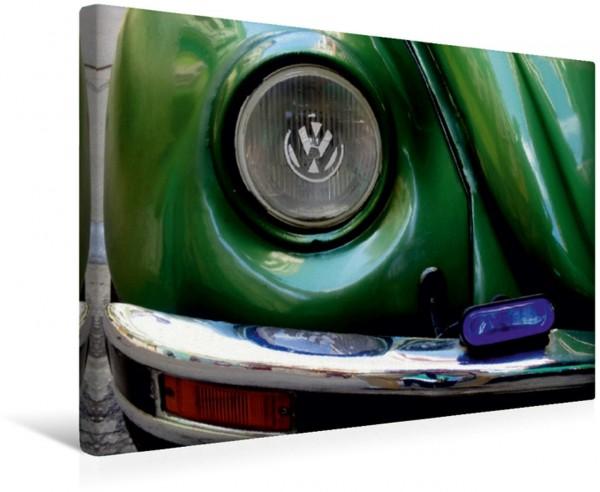 Wandbild  Käfer-Augen in Kuba