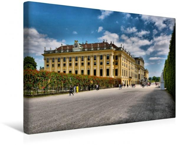 Wandbild Schönbrunn