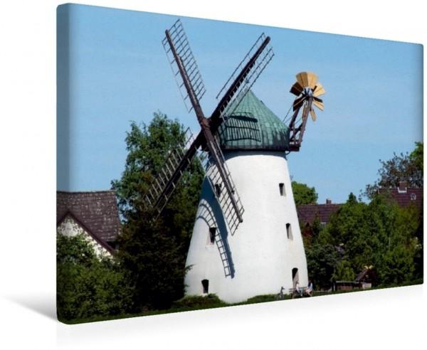 Wandbild Holländer Windmühle in Tündern von 1883 Hameln - Tündern Hameln - Tündern