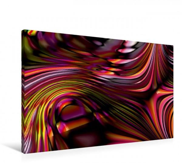 Wandbild Shiny Waves POP ART fraktal POP ART fraktal