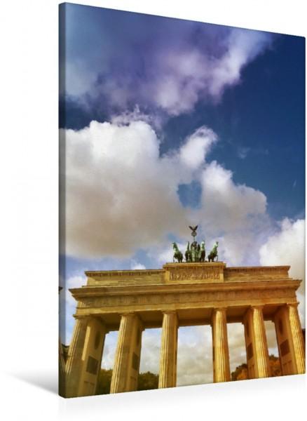 Wandbild BERLIN Brandenburger Tor Atemberaubend. Einzigartig. Imposant. Atemberaubend. Einzigartig. Imposant.