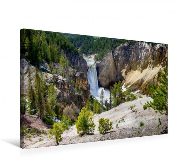 Wandbild Die Upper Falls