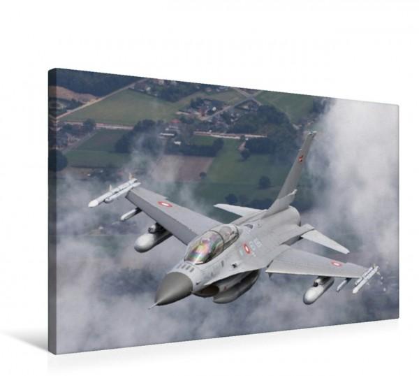 Wandbild Danish Air Force - F-16 Fighting Falcon