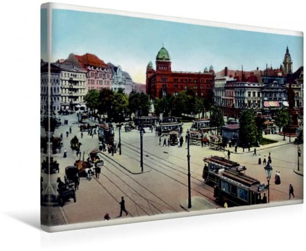 Wandbild Berlin Alexanderplatz Leinwandbild
