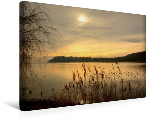 Wandbild Bodensee Morgenstimmung am Bodensee Morgenstimmung am Bodensee