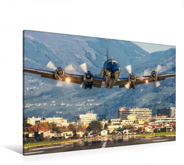 Wandbild Flugzeugkalender