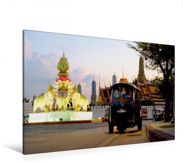 Wandbild Königspalast, Rattanakosin