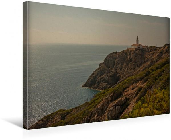 Wandbild Cala Ratjada - Leuchturm Mallorca Mallorca