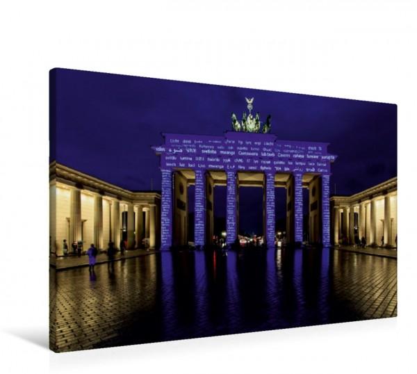 Wandbild Brandenburger Tor