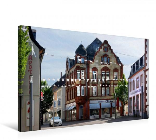 Wandbild Ecke Friedrichstraße