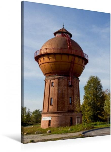 Wandbild Wasserturm in Cottbus