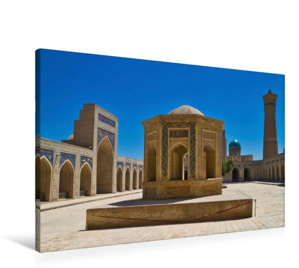 Wandbild Usbekistan Mythos Seidenstraße hautnah