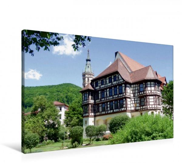 Wandbild Residenzschloss Unterwegs in Bad Urach Unterwegs in Bad Urach