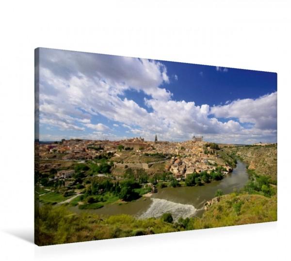 Wandbild Toledo