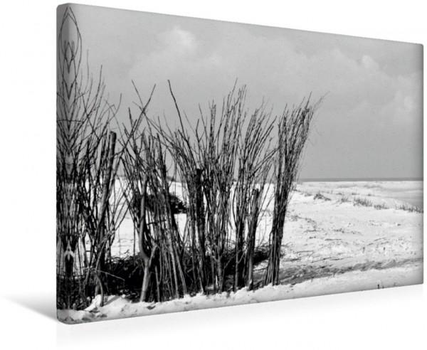 Wandbild Norderney am Strand am Strand