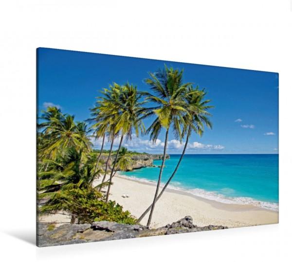 Wandbild Einsamer Traumstrand an der Bottom Bay Bottom Bay Barbados Karibik Bottom Bay Barbados Karibik