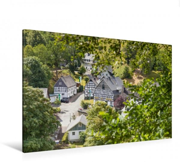 Wandbild wunderbares & wanderbares Westfeld-Ohlenbach