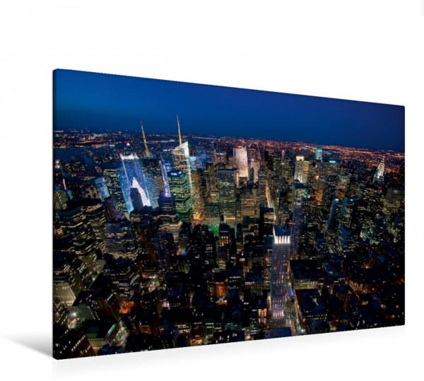 Wandbild Manhattan North New York
