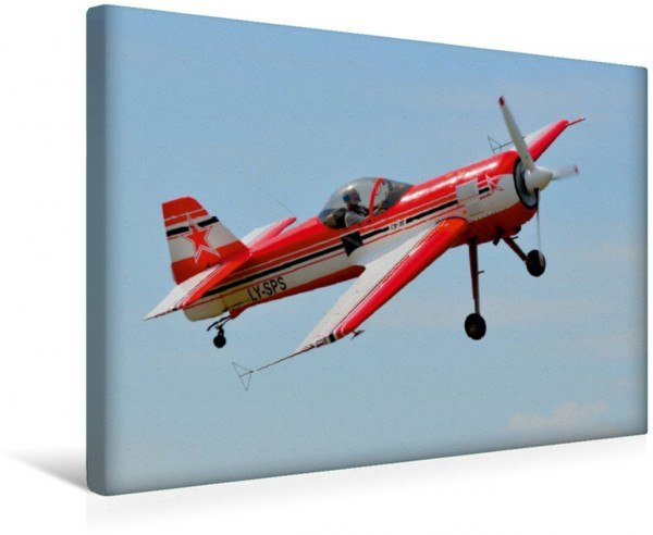Wandbild Sukhoi Cy 31 Russisches Sportflugzeug geeignet für Kunstflug Russisches Sportflugzeug geeignet für Kunstflug