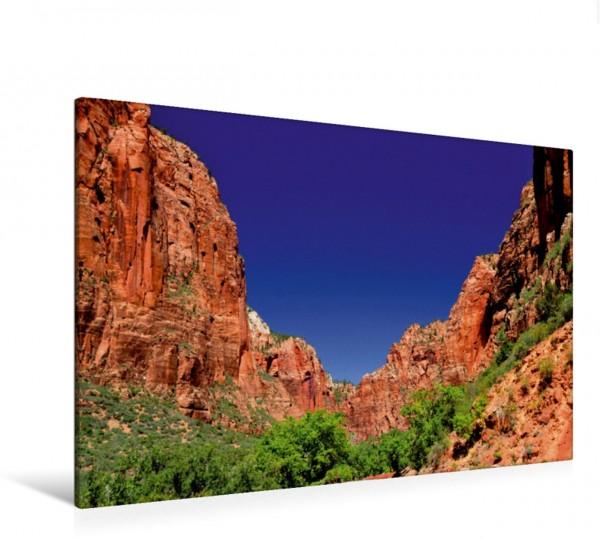 Wandbild Zion Nationalpark Wundervolles Amerika Wundervolles Amerika