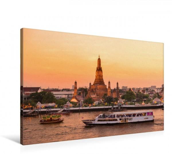 Wandbild Thailand: Wat Arun in Bangkok