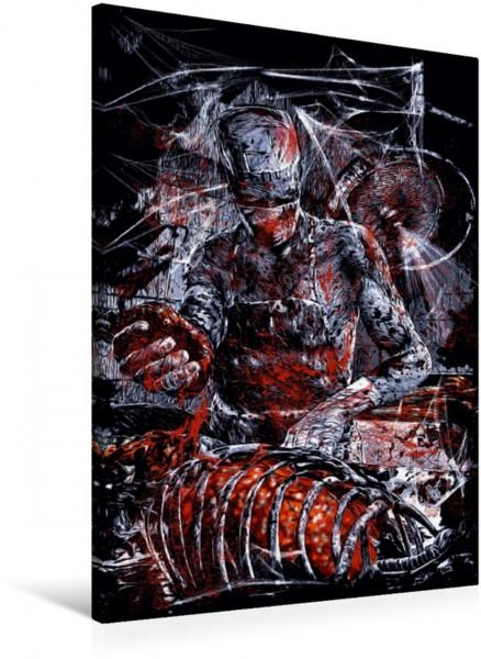 Wandbild BLOODBOY BÖSER DOCTOR
