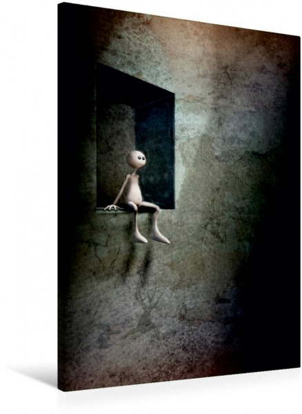 Wandbild Die Wand Digitale Welten Digitale Welten