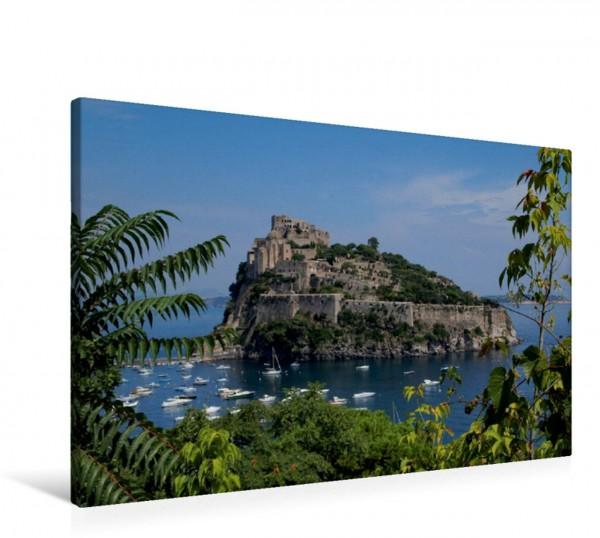 Wandbild Castello Aragonese