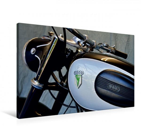 Wandbild DKW RT 175 - Ein Motorrad der Auto Union